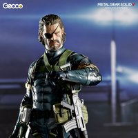 Metal Gear Solid V: Ground Zeroes Snake 1/6th Scale Statue