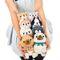 Mameshiba San Kyodai Big Gathering Dog Plush Collection (Standard)