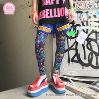 6%DOKIDOKI Boyfriend Leggings