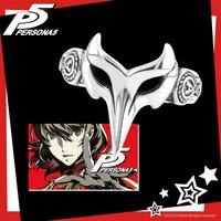 Persona 5 Mask Motif Ring: Goro Akechi Ver.