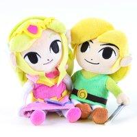 """Legend of Zelda 8"""" Plush Pair"""