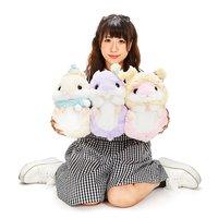 Coroham Coron Moko Moko Hamster Plush Collection (Jumbo)