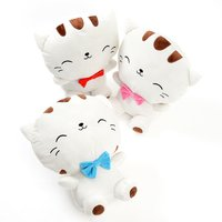 Cat Bow Tie Plush Collection