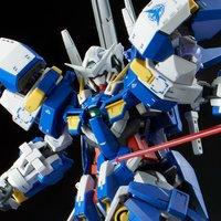 MG 1/100 Mobile Suit Gundam 00V: Battlefield Record Gundam Avalanche Exia