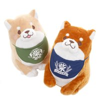 Chuken Mochi Shiba Mofu Mofu Plush Collection (Big)