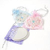 Magic Circle Tin Badge Mirror