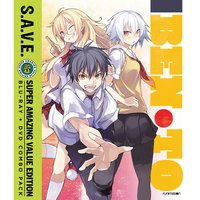 Ben-To: Complete Series S.A.V.E. Blu-ray/DVD Combo Pack