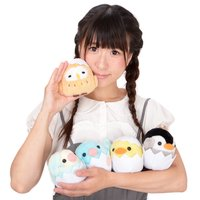 Tamago kara Kotori Tai Bird Plush Collection (Standard)