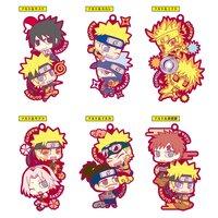 Naruto Two-Man Cell Again! Rubber Mascot Box Set