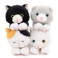 Dakko Neko Muunyan Cat Plush Collection (Standard)
