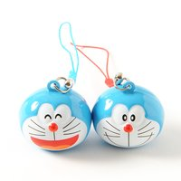 Doraemon Bell Cell Phone Charm