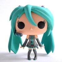 POP! Rocks: Vocaloid - Hatsune Miku