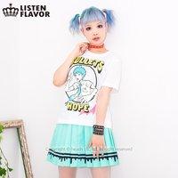 LISTEN FLAVOR Ultimate Hope Hajime Hinata T-Shirt
