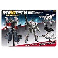 Robotech Heavy Armor 1/100 Rick Hunter Red GBP-1J