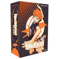 Haikyu!! Season 1 Premium Edition Box Set Blu-ray/DVD Combo Pack