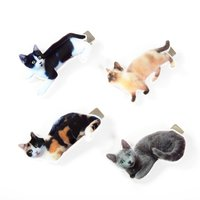Osewaya Reclining Cat Hair Clips