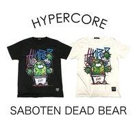 HYPER CORE Saboten Dead Bear T-Shirt