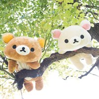 Rilakkuma Kutafuwa Plush Collection (Large)