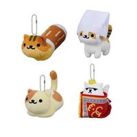 "Neko Atsume 6"" Ball Chain Plush Collection Vol. 12"