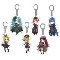 Hatsune Miku Vampire Fest Acrylic Keychain Charm Collection SD Ver.