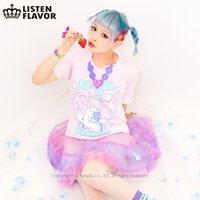 LISTEN FLAVOR Ultimate Fashionista Junko Enoshima T-Shirt