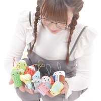 Puchimaru Fun Stationery Plush Collection