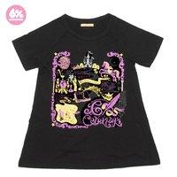 """6%DOKIDOKI """"How to Make 6%DOKIDOKI"""" A-Line T-Shirt"""