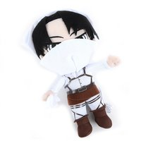 "Attack on Titan Levi 8"" Plush"