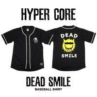 HYPER CORE Dead Smile Baseball Shirt