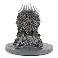 "Game of Thrones Iron Throne 7"" Replica"