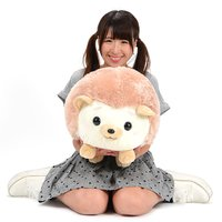 Harinezumi no Harin Cheek Super Big Plush