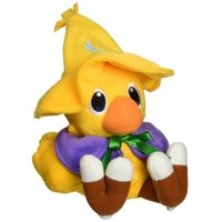 Final Fantasy: Chocobo Black Mage Plush