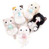 Jareteru Munchkin Cat Standard Plush Collection