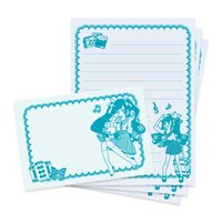 Snow Miku Letter Set