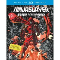 Ninja Slayer From Animation Complete Series BD/DVD Combo