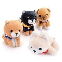 Mameshiba San Kyodai Kuttari Biyori Dog Plush Collection (Standard)