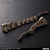 Bloodborne Hunter's Arsenal Beast Cutter 1/6 Scale Weapon
