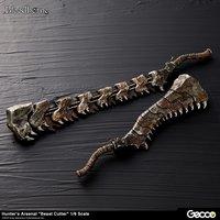 Bloodborne Hunter's Arsenal Beast Cutter 1/6 Scale Weapon