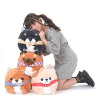 Mameshiba San Kyodai Kororin Dog Plush Collection (Big)