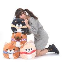 Mameshiba San Kyodai Kororin Dog Plush Collection (Big)