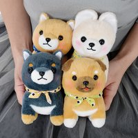 Mameshiba San Kyodai Apprentice Dog Plush Collection Vol. 3 (Standard)