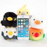 Kotori Tai Soreyuke! Bird Plush Collection (Ball Chain)