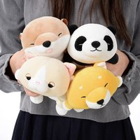 Mochi-fuwa Nemukko Animal Plush Collection (Standard)