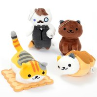 Neko Atsume Big Ball Chain Plush Collection Vol. 15