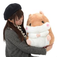 Coroham Coron Glutton Coron Hamster Super Big Plush