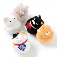 Hige Manjyu Maekake Cat Plush Collection (Standard)