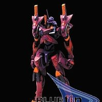 Eva-01 Type F New Evangelion HG Plastic Model Kit