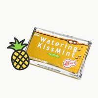 Kissmint: Juicy Pineapple Gum