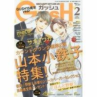 Boy's Love Magazine Gush February 2018
