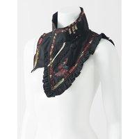 Ozz Oneste Sakura Embroidered Collar